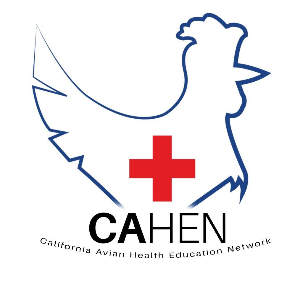 Logo for California Avian Health Education Network